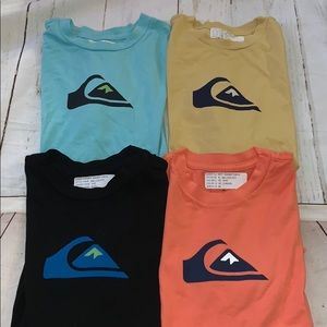 Quiksilver boys 4 pack T-shirt 🛴 back to school